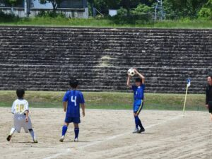 U-12 リーグ戦第3節 vsESAT vs豊丘 @座光寺G (2021年5月30日)