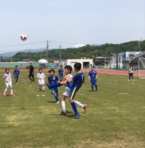市長杯 2日目 6年生 vs飯田 vs豊丘 @松尾総合運動場 (2021年5月4日)