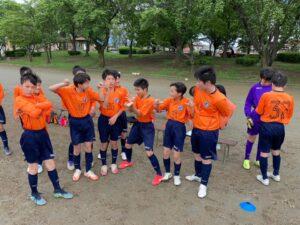 U-13 サッカーリーグ2021 vs アンテロープ塩尻 @塩尻中央スポーツ運動広場 (2021年5月22日)