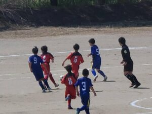 U-12 リーグ戦第2節 vs喬木 vs松川 @座光寺G (2021年5月15日)