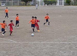 トレーニングマッチ U-13 vsアンテロープ塩尻 vsZONE @宮田中央グラウンド (2021年5月1日)