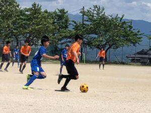 U-15南信2部リーグ戦 第7節 vs アザリー飯田B @旭ヶ丘中学校 (2021年5月15日)