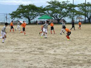 U-15南信2部リーグ戦 第5節 vs 豊丘 @旭ヶ丘中学校 (2021年5月5日)