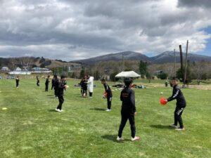トレーニングマッチ U-13 vs C.F.バロ @菅平高原no17 (2021年5月3日)