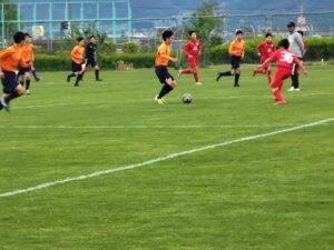 トレーニングマッチ U-15 vsラウーレ @長野朝鮮中学校 vsアーテロープ塩尻 @サンプロアルウィンサブグランド (2021年5月16)