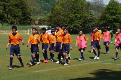 U-13 サッカーリーグ2021 第6節 vs FC LIGARE上田 @菅平高原 (2021年6月12日)