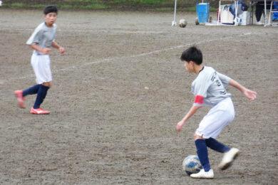 U-13 サッカーリーグ2021 第8節 vs F.C ASA @塩尻中央スポーツ公園運動広場 2021年6月19日(土)