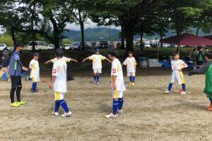U-12 リーグ戦 第5節 vs 竜東 @三日市場 2021年6月20日(日)