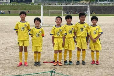 トレーニングマッチ U-10 vsESAT② vs飯田 vsESAT① vs竜東 @川路グラウンドB 2021年6月27日(日)