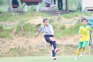 U-13 サッカーリーグ2021 第7節 vs F.C.CEDAC @菅平9番グラウンド 2021年6月13日(日)
