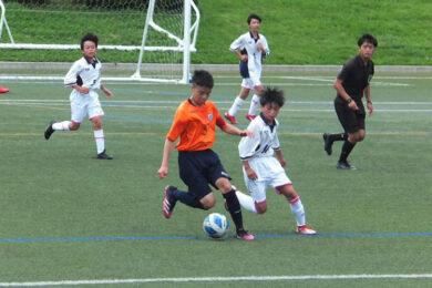 U-13サッカーリーグ2021長野 第9節 vs サームFC @塩尻中央スポーツ公園サッカー場 2021年7月11日(日)
