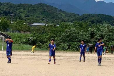 U-12 リーグ戦 第6節 vs豊丘 vs飯田 @川路グラウンドB 2021年7月18日(日)