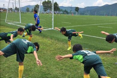 菅平遠征 U-11 vs東御A vs東御B vs松本北 vs長野 @菅平グラウンド34番 2021年7月23日(金)