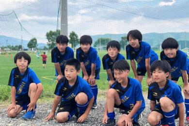 菅平遠征 U-12 vs東御A vs東御B vs松本北 vs長野 @菅平グラウンド34番 2021年7月23日(土)