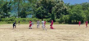 南信3部リーグ戦 前期1節(延期分) vs 阿智 @座光寺グラウンド 2021年7月11日(日)