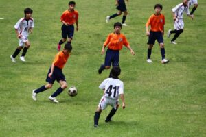 トレーニングマッチ U-13 vs アルティスタ浅間 @大田区休養村とうぶ多目的グランド 2021年7月3日(土)