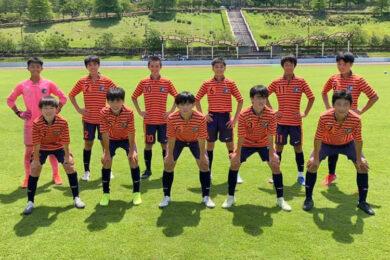 中津川カップU15ジュニアユースサッカー大会1日目 vsアザリー vsFC XEBEC 2021年8月7日(土)