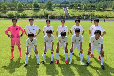 中津川カップU15ジュニアユースサッカー大会 2日目 vsラウーレ vs中津川中学選抜 2021年8月8日(日)