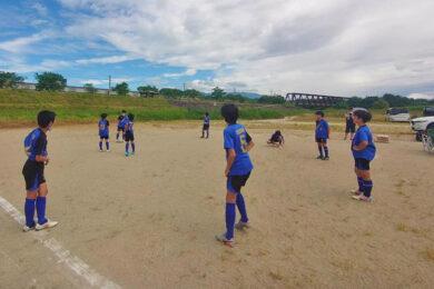 トレーニングマッチ U-12 vsTOP宮田 vsTOP伊那 vs竜東 @川路グラウンドA 2021年8月8日(日)