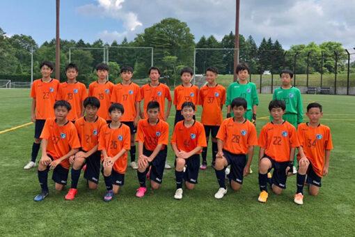 トレーニングマッチ U-14 vsリガーレ上田 vsアルティスタ浅間 @軽井沢風越公園 2021年8月1日(日)