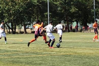 トレーニングマッチ U-14 vs 長野パルセイロ @千曲市サッカー場 2021年9月25日(土)