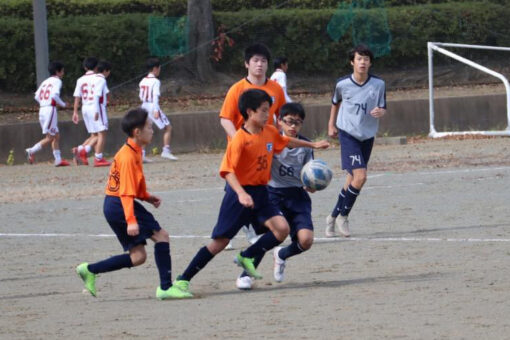 U-13サッカーリーグ2021長野 第17節 vs CEDAC @塩尻中央スポーツ公園サッカー場 2021年10月23日(土)