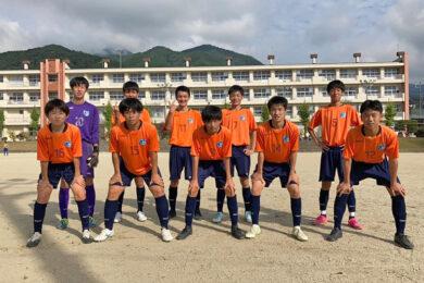 U-15南信2部リーグ戦 第12節 vs 高森中 @飯田西中学校 2021年10月9日(土)