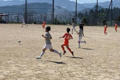 南信2部リーグ戦 第14節 vs 飯田西中 @飯田西中学校 2021年10月3日(日)