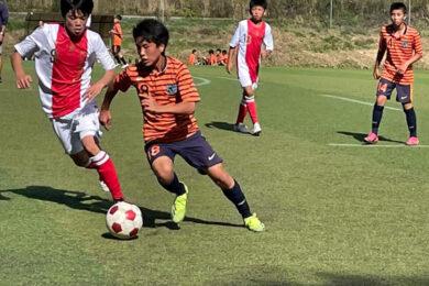 第27回クラブユースサッカー選手権 U-14 2日目 順位決定戦 vs Laule FC @菅平高原9番グラウンド 2021年10月10日(日)