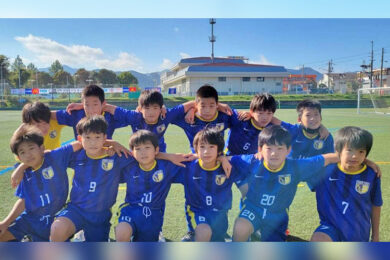 第45回全日本U-12サッカー選手権長野県大会 vs 野沢 @塩尻市中央スポーツ公園 2021年10月10日(日)